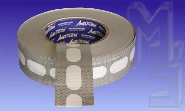 Antidust Klebeband für 4-16 mm Stegplatten ca. 38 mm breit