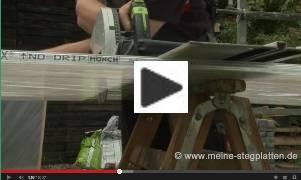 Verlegeanleitungen für Stegplatten und Doppelstegplatten
