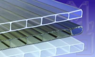 Acrylglas Doppelstegplatten, die wohl edelsten Stegplatten