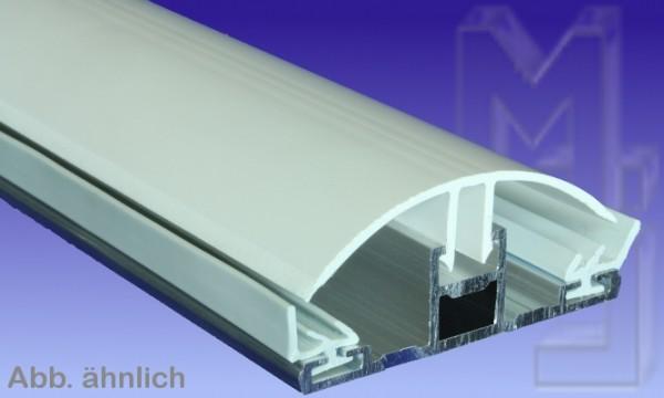 Verbindungsprofil, Alu/PVC, für 8 und 10 mm, pressblank
