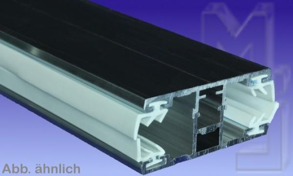Verbindungsprofil, Alu/Alu, für 8 und 10 mm, pressblank