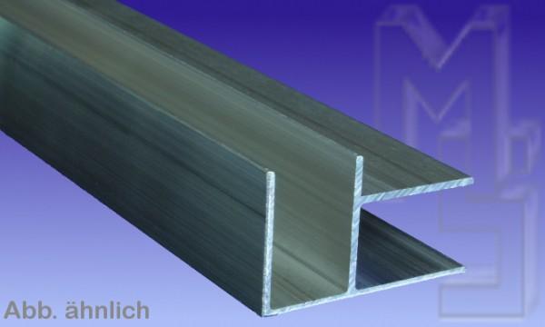 Aluminium-Eck-Profil, 16 mm