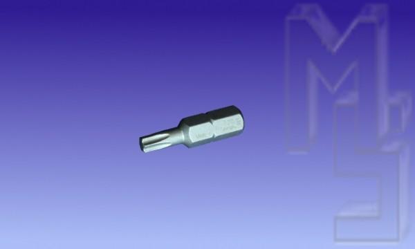 Biteinsatz Torx TX20 S2 für Edelstahlspenglerschrauben