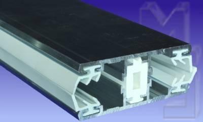 Alu/Thermo Schraubprofil für 8 und 10 mm