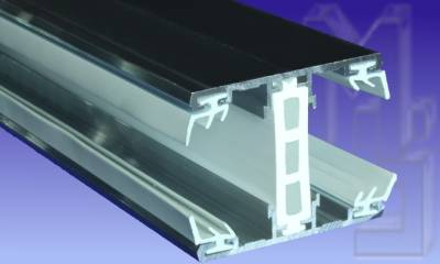 Alu/Thermo Schraubprofil für 32 mm